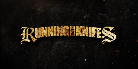 Running With Knifes + In Winters Grasp and Zilch. tickets