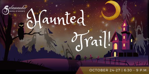 Haunted Trail at Salamander Resort & Spa