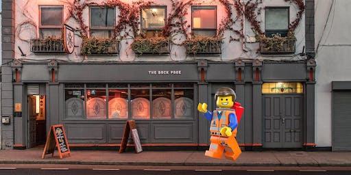 TBP is 5 - Beers & Blocks Lego Night