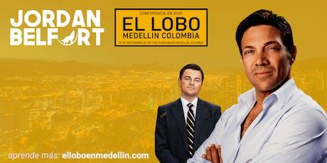 Jordan Belfort: El Lobo En Medellín (Master Confer boletos