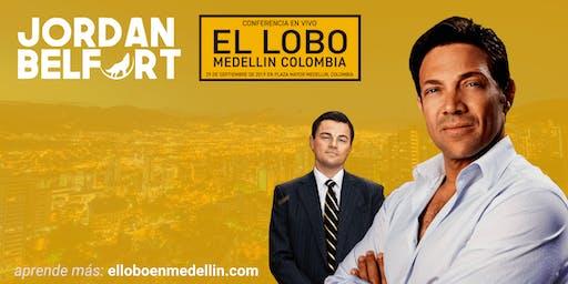 Jordan Belfort: El Lobo En Medellín (Master Confer