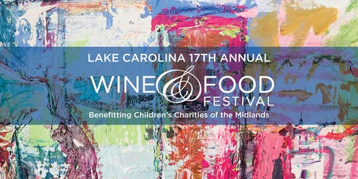 Lake Carolina Wine & Food Festival