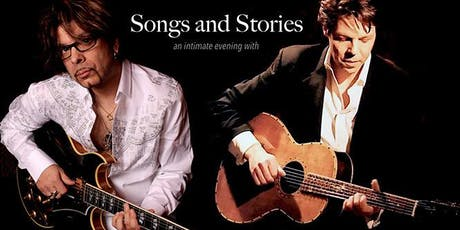 Johnny A. & Kasim Sulton: Songs & Stories **All Ages Matinee** tickets