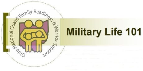 Ohio Army National Guard Military Life 101 tickets