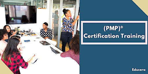 PMP Certification Training in  Sainte-Anne-de-Beaupré, PE