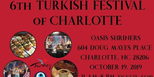 6th Turkish Festival of Charlotte