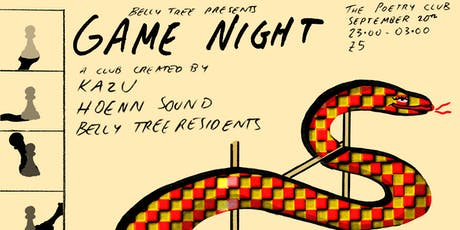Belly Tree presents Game Night tickets
