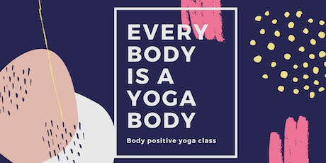 Every Body is a  Yoga Body - Fierce and Fearless x Donna Noble tickets