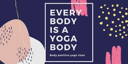 Every Body is a  Yoga Body - Fierce and Fearless x Donna Noble