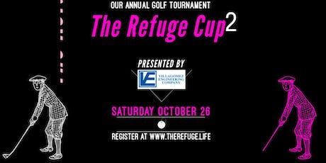 Refuge Cup Golf Tournament tickets