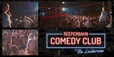 Reeperbahn Comedy Club tickets