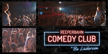 Reeperbahn Comedy Club Tickets