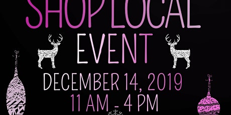 Holiday Shop Local Event tickets