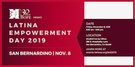 Latina Empowerment Day San Bernardino tickets