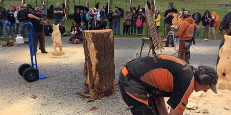 10th Annual Big Buzz Chainsaw Carving Festival tickets