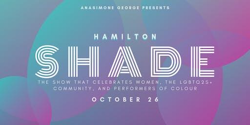 SHADE in Hamilton