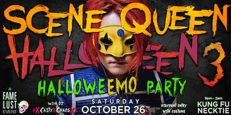 Scene Queen Halloween 3 (HalloweEMO Party) tickets