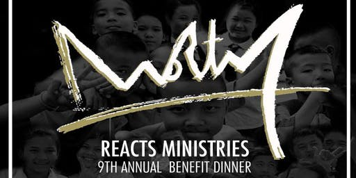 "2019 RE:ACTS Ministries Benefit Dinner ""Worthy"""