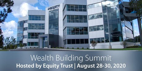 2020 Wealth Building Summit tickets
