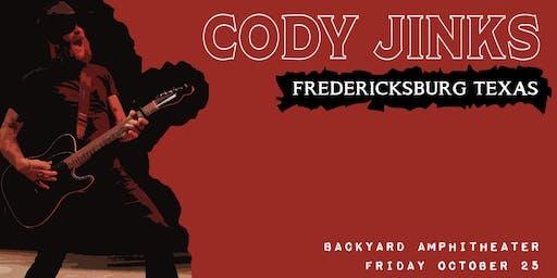 Cody Jinks at The Backyard Amphitheater