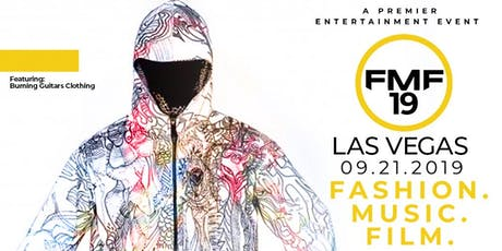 FMF19 - Fashion. Music. Film. tickets