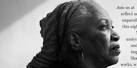 L!VE Cafe & Oak Park Public Library Presents: The Toni Morrison Reading Circle Series tickets