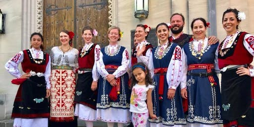 Fall Bazaar: Cathedral Tours, Authentic Entertainment, Gifts, Food
