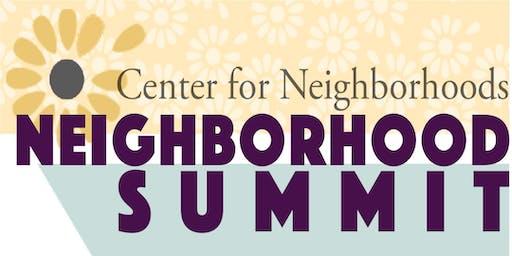 2019 Neighborhood Summit