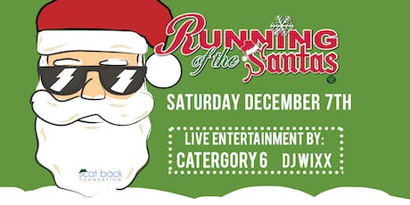 Running of the Santa's 2019 New Orleans tickets