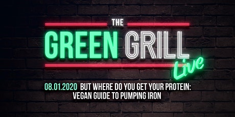 But Where Do You Get Your Protein: Vegan Guide To Pumping Iron tickets