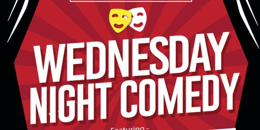 Wednesday Night Comedy at The Farmhouse @ Raccoon Creek