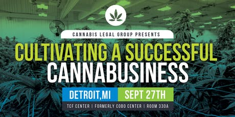Cultivating a Successful Cannabusiness - Seminar tickets