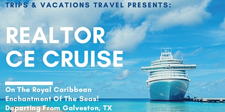 Realtor CE Cruise 2020 tickets