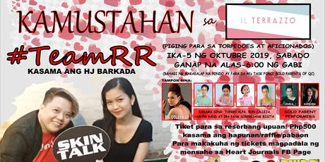 HEART JOURNALS LIVE! MODERN KUNDIMAN NIGHT PART 3 Kamustahan sa IL Terrazzo tickets