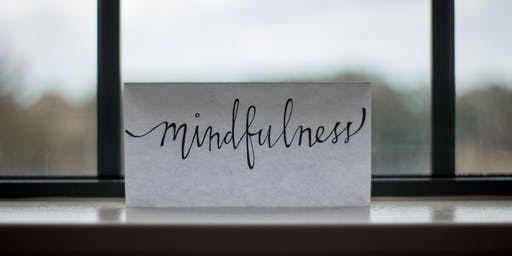 Mindfulness Tools for Well-Being [Please note change of date to Sat, 12/7]
