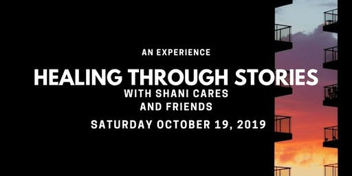 An Experience: Healing Through Stories