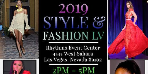 2019 Style & Fashion LV Event