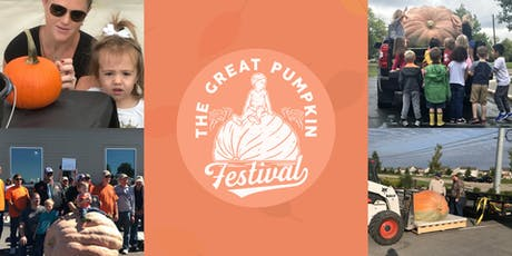 The Great Pumpkin Festival tickets