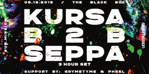 Kursa B2B Seppa (3 hour set)