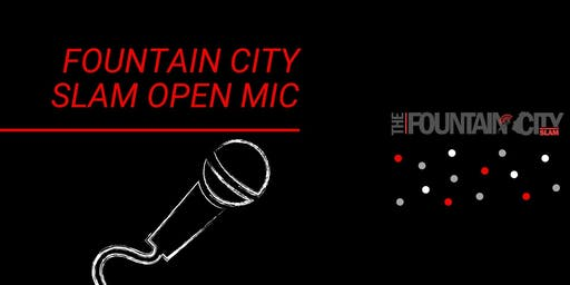 Teen Open Mic!