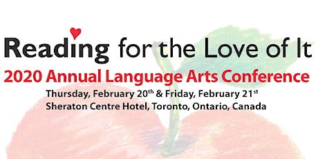 Reading for the Love of It 2020 Conference tickets
