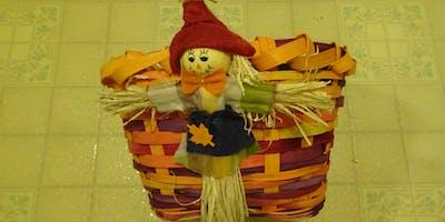 Rainbow Corn Basket