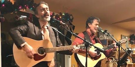 Farmhouse Folk presents: Bobby Pennock & Luti Erbeznik w/Mike Ball tickets