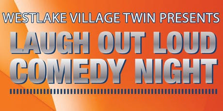 Westlake Village Twin Live Comedy -- Wed, October 2 tickets