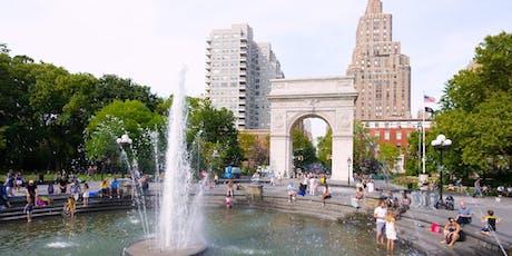 Mindfulness in America: Washington Square Park Meditation tickets