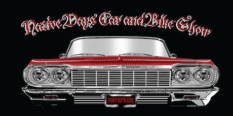 Native Days Car & Bike Show and Health Fair tickets