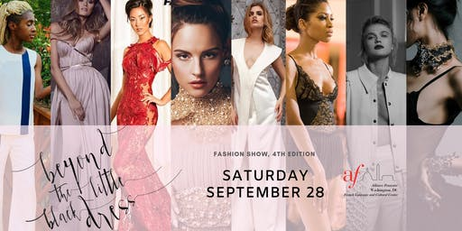 FASHION SHOW: Beyond The Little Black Dress, 4th edition