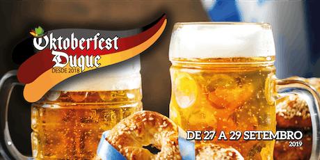 Oktoberfest - Clube Duque de Caxias 2019 ingressos