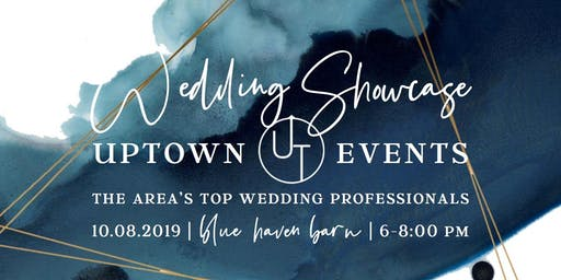 Fall Wedding Showcase by Uptown Events (FREE)