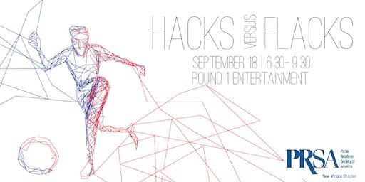 NMPRSA Presents: Hacks vs Flacks